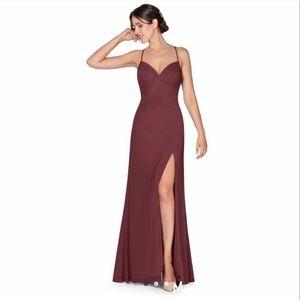 Azazie Hailey Dress